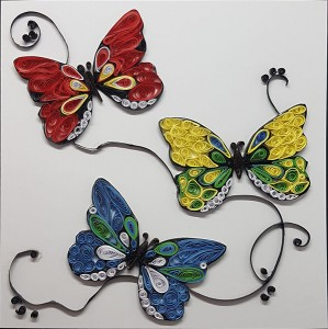 Quilling May