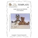 Dolly Dimples - Template Minis - Baby Bear and Friends