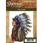 Crafters Companion Stamps - Sheena Douglass The Chief