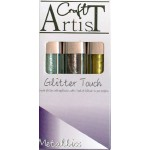 Crafts Artist - Glitter Touch - Metallics