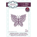 Creative Expressions Dies by Sue Wilson - Finishing Touches - Lace Butterfly