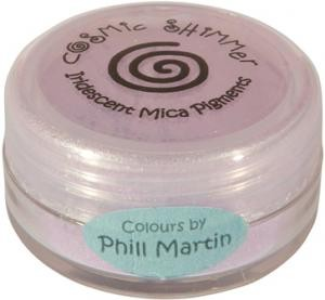 Cosmic Shimmer Mica Pigment - Phill Martin Graceful Lilac