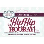 Creative Expressions Dies by Sue Wilson - Noble Expressions - Hip Hip Hooray