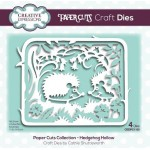 Creative Expressions - Paper Cuts Collection - Hedgehog Hollow