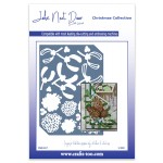 John Next Door - Christmas Collection - Christmas Elements Plate