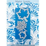 Sharons Card Crafts - Maple Leaves