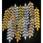 Metal Leaves 3