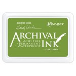 Ranger Archival Ink Pad - Leaf Green
