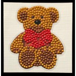 Crystal Art Motif - Teddy Bear