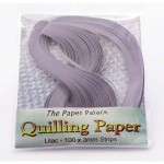 The Paper Palace Quilling Paper - 3mm Lilac