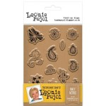 Leonie Pujol A6 Photopolymer Stamps - Inky Notes