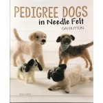 Search Press - Needle-Felted Pedigree Dogs - Gai Button